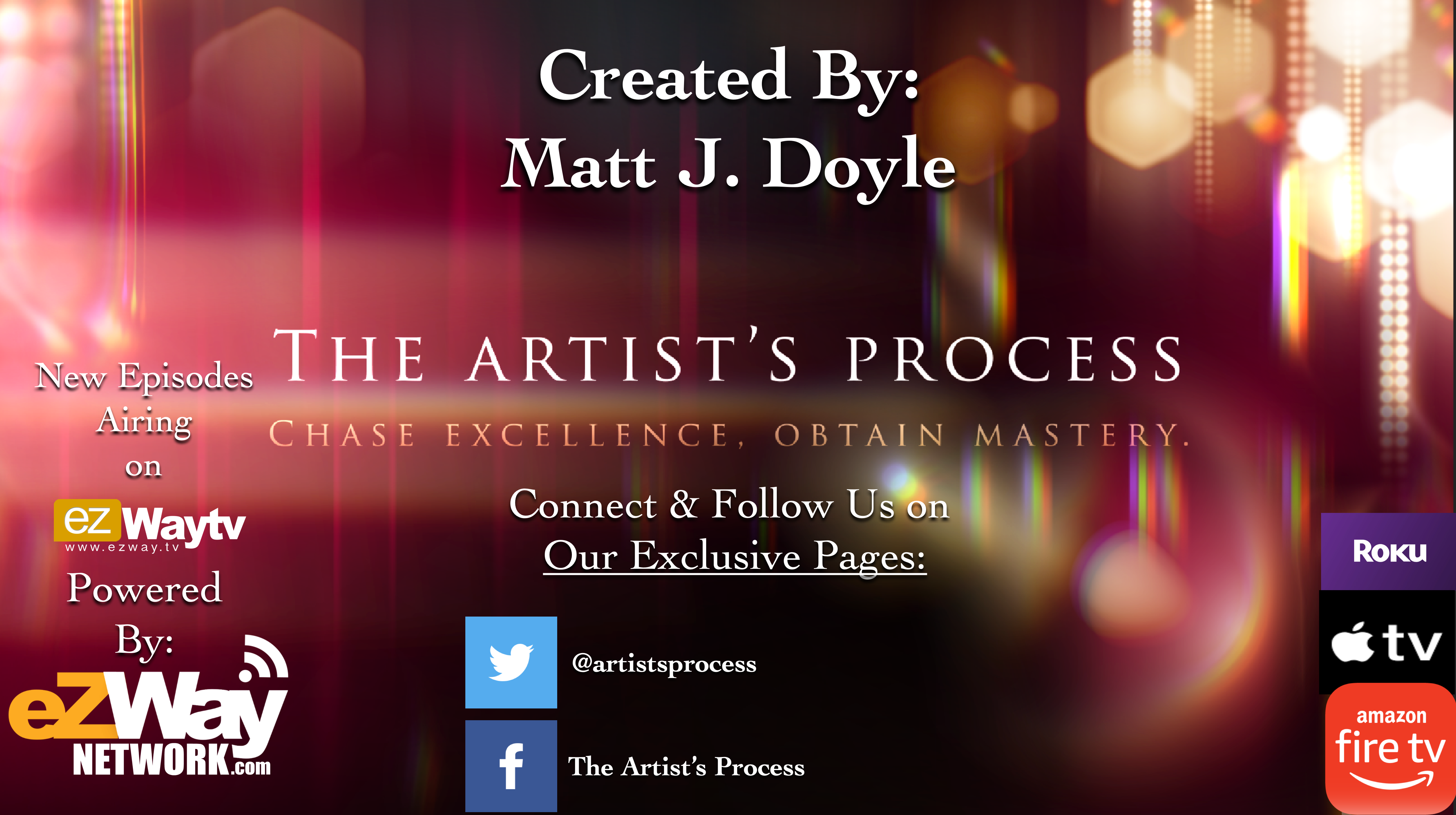 The Artist's Process Show
