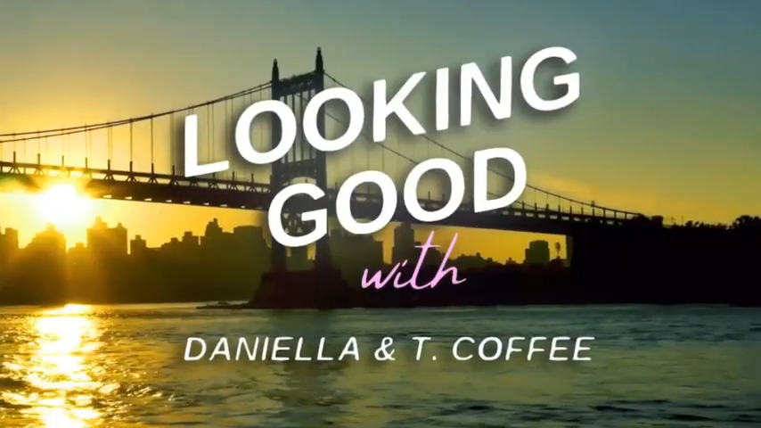Ep3, Looking Good Show with Daniella and T. Coffee