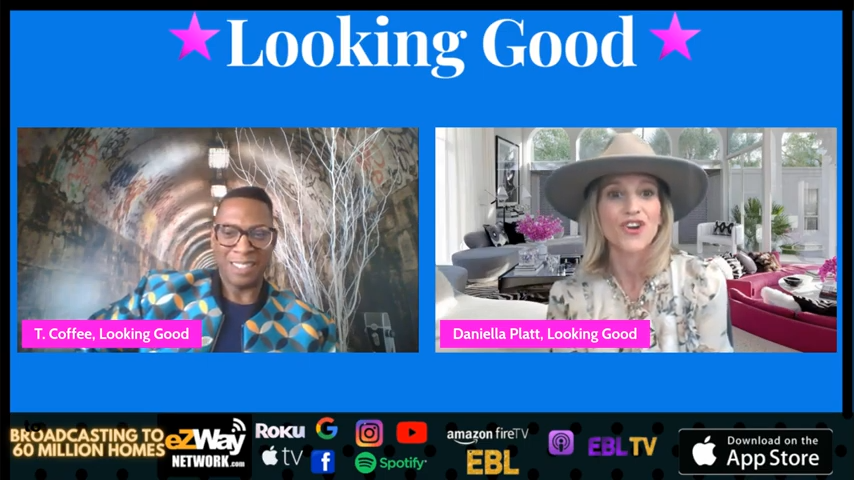 Ep4, Looking Good Show with Daniella and T. Coffee