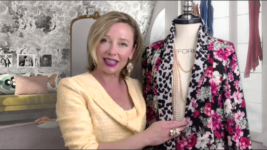DESIGNER AND STYLE EXPERT, INGA GOODMAN TALKS ABOUT VALUES OF HER FASHION BRAND AND HOW TO LOOK RICH
