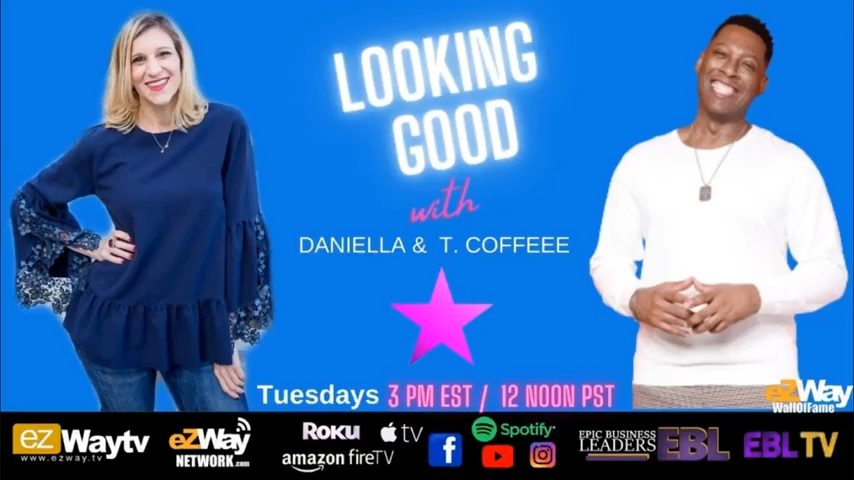 Ep6, Looking Good Show with Daniella & T. Coffee