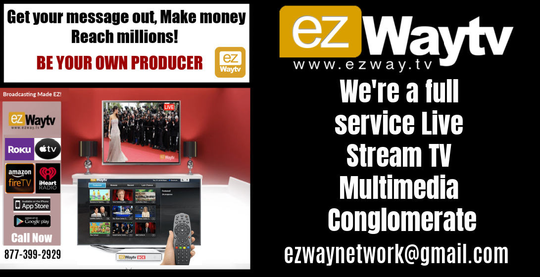 Streaming airtime on eZWay Network Monthly